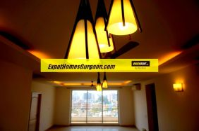 expat homes for rent in gurgaon