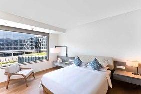 Andaz Delhi By Hyatt - 2 BHK Master Bedroom shot 2
